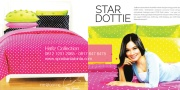 Sprei-Star-Dottie -Toko Bedcover di Bogor - Katalog-Sprei-Star-All-New-2014-Collection - 081212312065