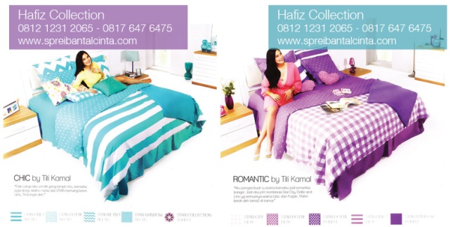 Bedcover Titi Kamal - Chic-Grosir Sprei Bogor - Katalog-Sprei-Star-All-New-2014-Collection - 081212312065